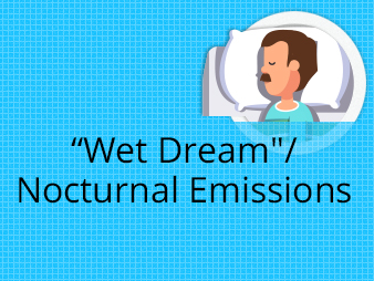 "Wet Dream""/ Nocturnal Emissions"""
